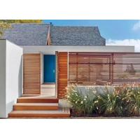 Buy cheap Artificial Hardboard Decorative Wall Panels For Garden Outdoor Decoration from Wholesalers