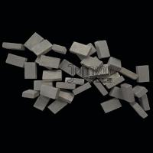 China Basalt 800mm Granite Cutting Segments on sale