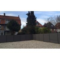 Buy cheap Environmental Protective Solid WPC Fence Panels With High Impact Resistant from Wholesalers