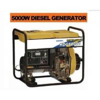 Buy cheap quality diesel engine generator 5KW china export from Wholesalers