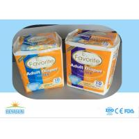 M-L-XL Size Overnight Diapers For Adults / Chemical Free Disposable Diapers
