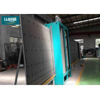 China Hydraulic Double Insulating Glass Production Line 3-15 Mm Thickness Servo Motor factory