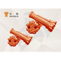 Buy cheap Deep Rock Well Drilling Bits , Underground Drill Bits High Impact Rate from Wholesalers
