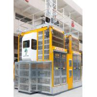 Buy cheap SC200-200 Construction Site Hoist Rack Pinion Type Max Lifting Height 450M from Wholesalers