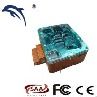 Buy cheap Balboa control system Ponfit SPA with air pump massage hot tubs outdoor spa PFDJJ-02 from Wholesalers