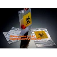 China Document wallet, Clinical, Specimen bags, autoclavable bags, sacks, Cytotoxic Waste Bags factory