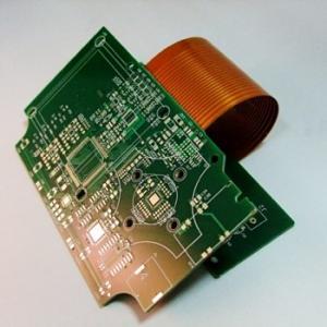 Buy cheap Flexible rigid Circuit board medical electronics rigid flex pcb manufacturer from wholesalers