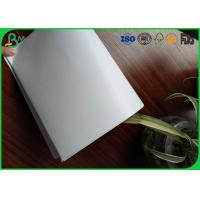 China Professional Chromo Art Paper , C1S Glossy Coated Paper For Posters Printing on sale