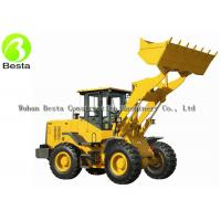 Buy cheap 1500KG Capacity 2WD Mini Wheel Loader 2.9Ton ZL15 With Diesel Motor from Wholesalers