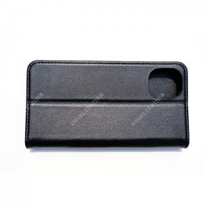 China Flip Leather PC 14.2*7.1*1.1cm Genuine Leather Cases factory