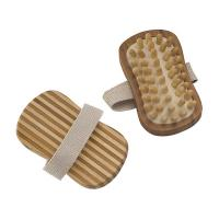 Buy cheap Eco - Fiendly Detox Bamboo Body Massager Oval Shape 13.5X7.5X3.5 cm from Wholesalers