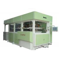 Buy cheap Auto Molded Pulp Machine For Top Quality Industry Packages Green from Wholesalers