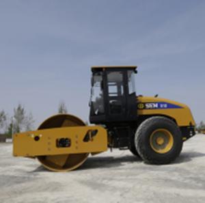 China Hydraulic 97.5kw SEM510 Soil Compactor Machine factory