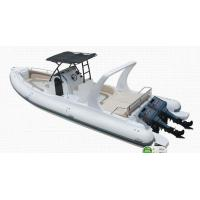 Buy cheap Orca Hypalon inflatable rib boat 960cm 20 persons safety with large console from Wholesalers