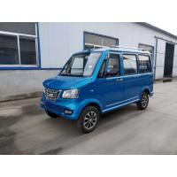 Buy cheap Professional Auto Assembling Small Electric Van  / Electric logistic Car 4 Wheel from Wholesalers