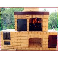 Buy cheap a hole refractory brick for heating furnace from Wholesalers