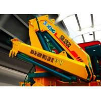 Durable 11meters Truck Mounted Crane 6.3T Used for Lifting Construction