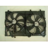 Buy cheap Complete Car Radiator Electric Cooling Fans LR012644 LR012645 For Highlander 4 Spare Parts from Wholesalers