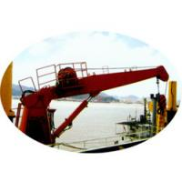 China Hydraulic provisions crane offshore marine crane supplier factory
