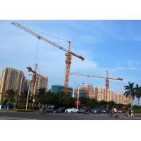 China Light Stable 12 Ton 60m Construction Tower Crane XCMG XGT160A factory