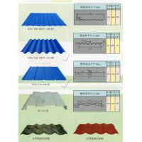 China Corrugated Aluminum Roofing Panels / Sheet 1070,1060 0.3-1.5mm Thickness on sale