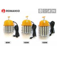 Buy cheap 60W 100W 150W Portable Temporary Light 130Lm/W 6000V Surge Protection Ul Cul Dlc from wholesalers