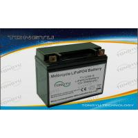 Buy cheap BMW Motorcycle LiFePO4 Starter Battery Pack 12V 3500MAH CCA 175A from Wholesalers
