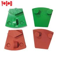 China Plug N Go Toolings PCD scrapers / PCD cutters with diamond segment of floor prepartion tools factory