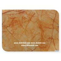 China Marble Imitation Embossed Transfer foil factory