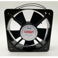 Buy cheap CNDF industrial ventilation fan 200x200x60mm cooling fan with high speed 2600rpm high air flow 285cfm exhaust fan from Wholesalers