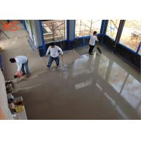 Buy cheap Nontoxic Cementitious Concrete Floor Leveling Compound Good Tensile Strength from Wholesalers