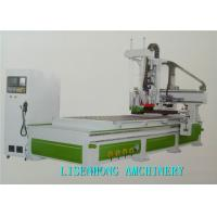 Buy cheap Four Axis CNC Wood Cutting Machine , Wood Etching Machine For Craftsmanship Window from Wholesalers