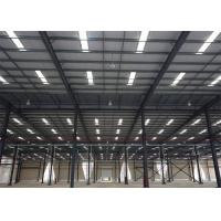 Buy cheap Light Steel Structure Construction Prefabricated  Large Span Warehouse Workshop from Wholesalers
