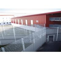 Quality High Performance High Security Wire Fence , Welded Mesh Security Fencing for sale