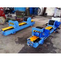 Buy cheap Customized Lead Screw Adjustment Pipe Welding Rotator , 10T 90 Inches Tank from wholesalers