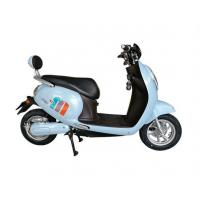 Buy cheap 450w Electric Road Scooter Rear Backrest , Fastest Electric Bike from Wholesalers