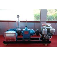 Buy cheap BW series well drill mud pump china supplier from Wholesalers