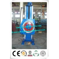 China 5T Lifting Welding Positioner , Head And Tail Stock Elevating Weld Positioner factory