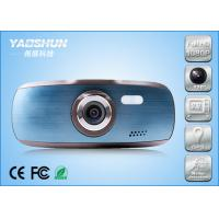China NTK 96650 Full HD Car DVR Camera 2.7 TFT LCD Screen With Rechargeable Battery on sale