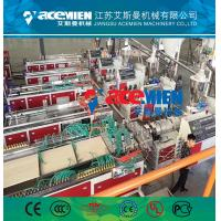 China machine for produce pvc ceiling/pvc panel ceiling production line/machine for produce pvc wall panel factory