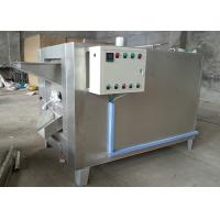 China 380V Automatic Food Processing Machines / Electric Chestnut Roasting Equipment on sale