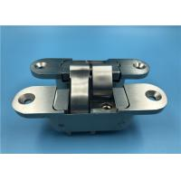 China High Strength Mortise Mount Invisible Hinge With Stainless Steel Arms factory