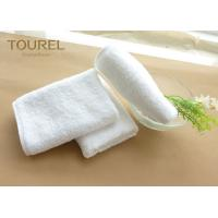 Buy cheap Soft Comfortable Cotton Hotel Face Anti Bacteria Plain Standard Textile Towels from Wholesalers