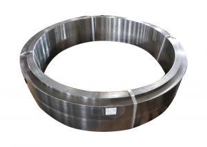China Hot Rolled Forging 34CrNiMo Custom Stainless Steel Rings factory