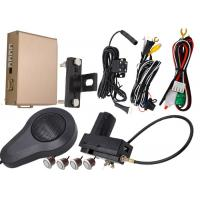 Buy cheap Dual CPU Front And Rear Parking Sensor Kit Compatiable With OEM Car Footbrake System from Wholesalers