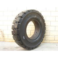 China 500-8 solid forklift tire factory