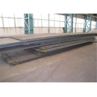 China A36 Q390 SS400 Galvanised Hot Rolled Steel Plate factory