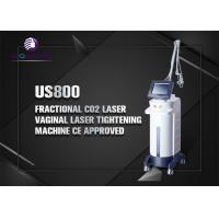 Buy cheap Scar Removal CO2 Fractional Laser Machine 30w 40w 50w With 5 Treatment Heads from Wholesalers