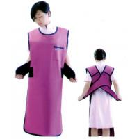 China LEAD APRONS FOR RADIATION PROTECTION,X-RAY LEAD PROTECTIVE APRON,SINGLE SIDE 0.5MMPB on sale