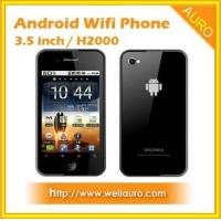 China H2000 Android 2.2 Wifi Dual Sim Mobile Phone on sale